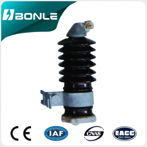 Porcelain lightning arrester 6kv